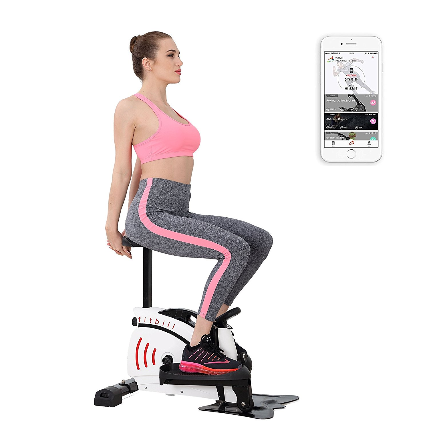 dp health fitness canada sf exercise bike desk amazon under bikes magnetic workout mini sunny